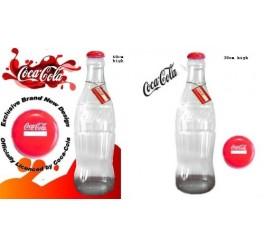 Plastic Coca Cola/Coke Savings Money Bottle - Official License