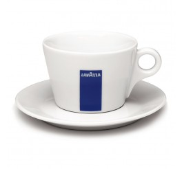 Lavazza Americano Cup and Saucers X 6