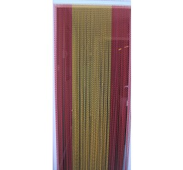 Premium Aluminium Chain Blind Spain Coloured  - 90cm